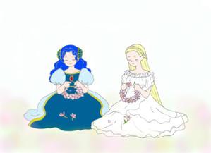 「光り姫」より by のんさん